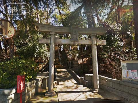 田園調布八幡神社 / でんえんちょうふはちまんじんじゃ