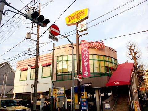 デニーズ八雲店
