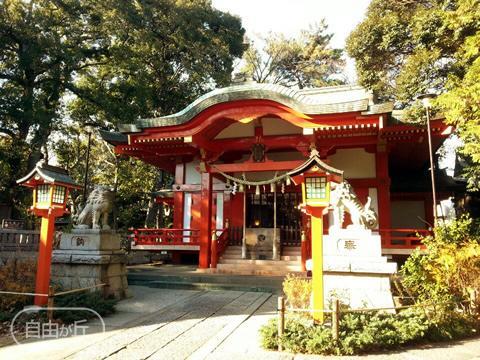 熊野神社 / くまのじんじゃ