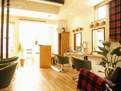 Hair Salon Marsha 自由が丘 / ヘアサロン マーシャ