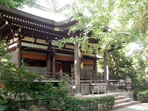 奥沢神社 / おくさわじんじゃ