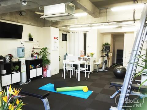 Personal Training Studio move / パーソナルトレーニングスタジオ ムーブ
