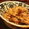 奄美の家庭料理のひとつ「ブタ味噌」。甘さと香ばしさが特徴的な、なり味噌を使った奄美ではポピュラーな伝統料理。