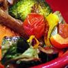 いろいろお野菜の温製サラダ