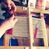 本格的なギャッベ織りを学べる「ギャッベの学校」のワークショップを開催しています。