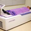 水圧の刺激で血行促進。ウォーターベッド型のマッサージ機で心身共にリラックス♪