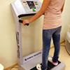 体幹の筋肉を鍛えたり、ふくらはぎのポンプ作用を高める運動がマシンの上に立っているだけでできます。骨密度が気になる方にもおススメです。
