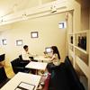 2階席 ゆっくりくつろげる隠れ家的な雰囲気 レンタルも可能(詳細はHPをご確認ください)