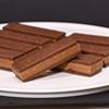 【マジドカカオ】さくっとしたクッキーと口どけの良いチョコレート、2つの異なる食感が最高のマリアージュを演出したクッキーサンドショコラ。