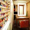 お子様連れの方に大好評、充実の個室。お好きなDVDを持ち込んで観賞することもできます♪