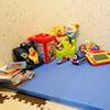 当院では子育て中の方にも安心して施術いただけるスペースとして「ベビー&キッズスペース」をご用意しております。