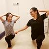 大人だけでなく、トップアスリートを目指す子どもたちが当院において【KOBAトレ】を受けています。 フィギュア、バレエ、ダンスなどをやっているお子様には、特におすすめです!