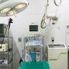 種々の外科器具を取り揃えております。また内視鏡も設置しています。レントゲン検査もこちらで行います。