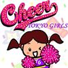 東京ガールズは、子供たちの笑顔の輪を広げていきます☆