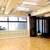 日差しがたくさん入るスタジオは、明るくて気持ちがいいです。