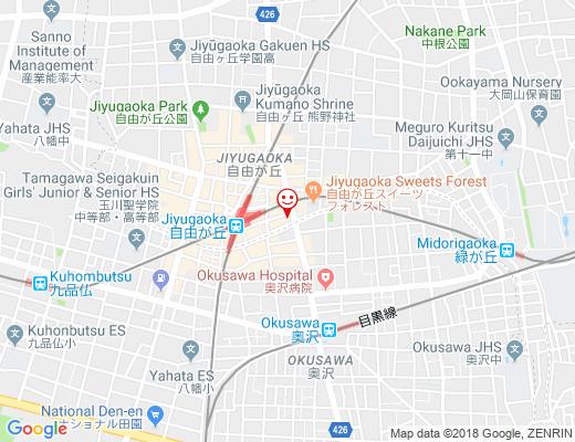 acu.place / アキュプレースの地図 - クリックで大きく表示します