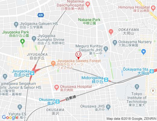 文化堂 緑ヶ丘店 / ぶんかどうの地図 - クリックで大きく表示します