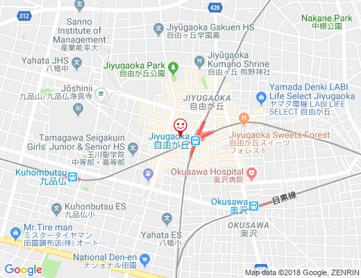 西村文生堂書店 / ニシムラブンセイドウの地図 - クリックで大きく表示します