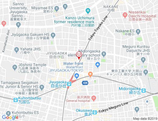 cafe mint / カフェミントの地図 - クリックで大きく表示します