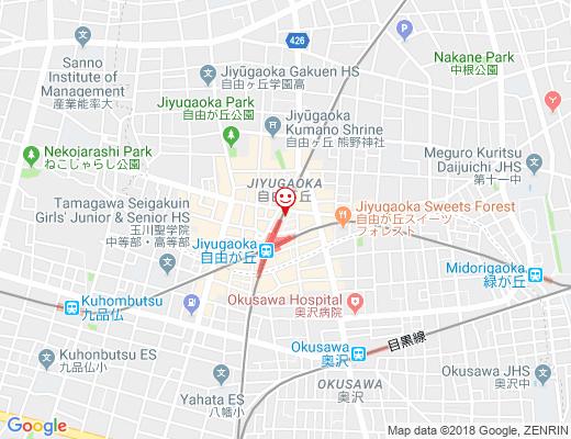 芸人バー Anagura / アナグラの地図 - クリックで大きく表示します