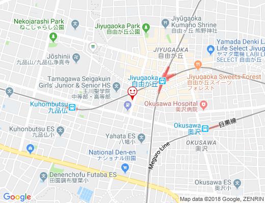 Good Day Cafe / グッドデイカフェの地図 - クリックで大きく表示します
