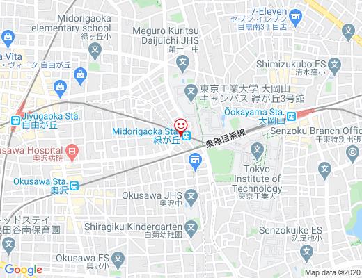 HIRAKUYA × LEGARE / ヒラクヤ レガーレの地図 - クリックで大きく表示します