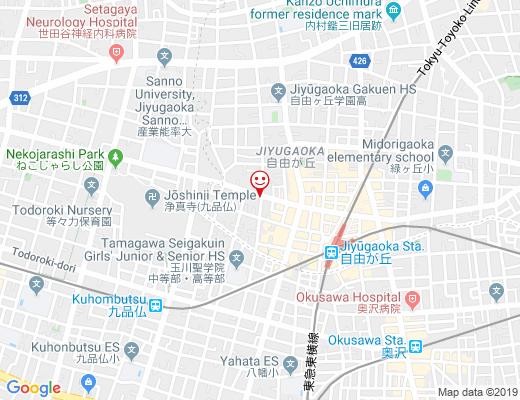 中華そば 堀川 / ちゅうかそば ほりかわの地図 - クリックで大きく表示します