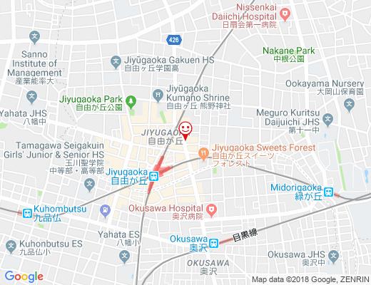 串焼酒場 いっちゃんの地図 - クリックで大きく表示します