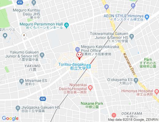 Cafe&Dinning ICHI no SAKA / イチノサカの地図 - クリックで大きく表示します