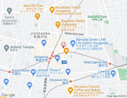 Shanghai Dining 状元樓 / ジョウゲンロウの地図 - クリックで大きく表示します