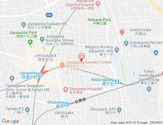 寿福 / ジュフクの地図 - クリックで大きく表示します