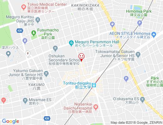 CafeBar&Art KiKi Tokyo / カフェバー&アート キキトウキョウの地図 - クリックで大きく表示します