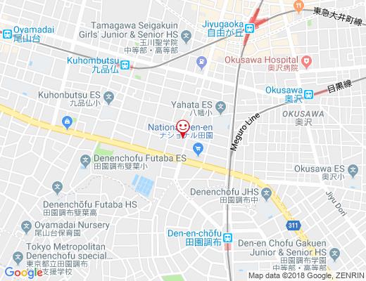 kokua / コクアの地図 - クリックで大きく表示します