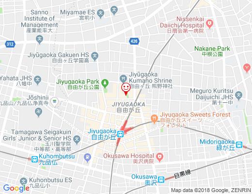 熊野神社 / くまのじんじゃの地図 - クリックで大きく表示します