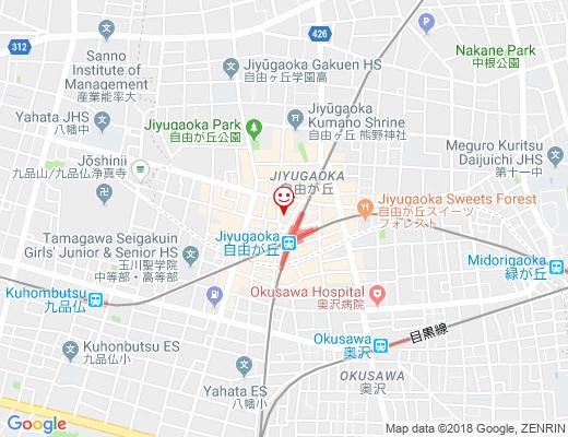 串かつ 福寿 / フクジュの地図 - クリックで大きく表示します