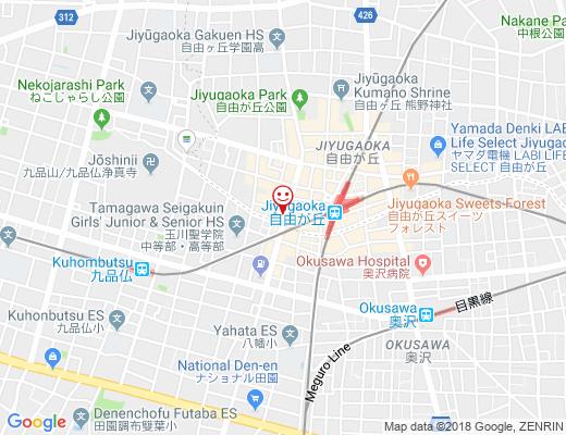 La,Karu / ラカルの地図 - クリックで大きく表示します