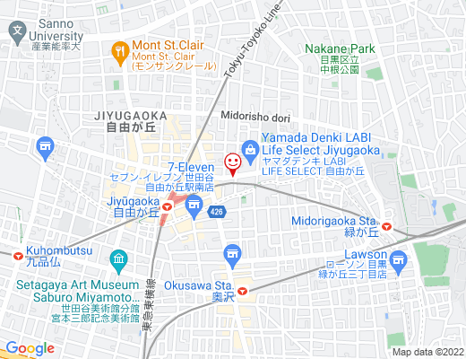 幹東 / みきとうの地図 - クリックで大きく表示します