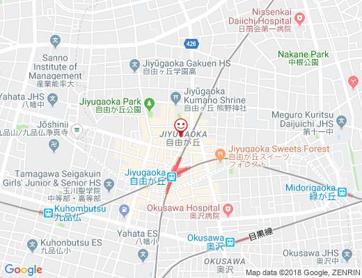 パスタバル MiKiYA's / パスタバルミキヤズの地図 - クリックで大きく表示します