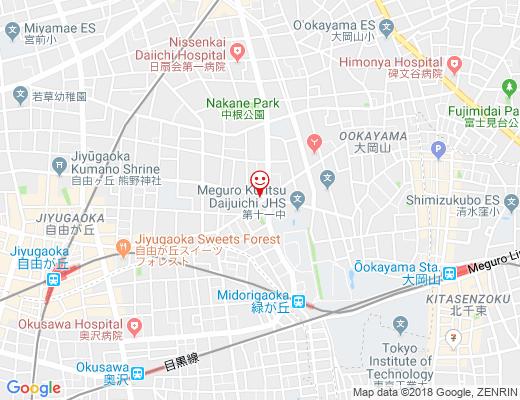 中華蕎麦 三藤 / みつふじの地図 - クリックで大きく表示します