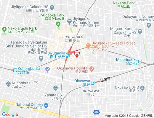 NAAK CAFE / ナークカフェの地図 - クリックで大きく表示します