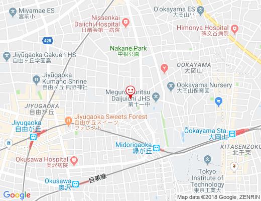 Nuu ブロカントアンティークス / ヌーの地図 - クリックで大きく表示します