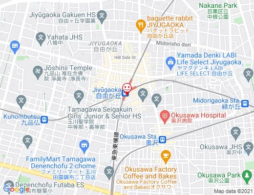 OPTIMUM EATS!! / オプティマムイーツの地図 - クリックで大きく表示します