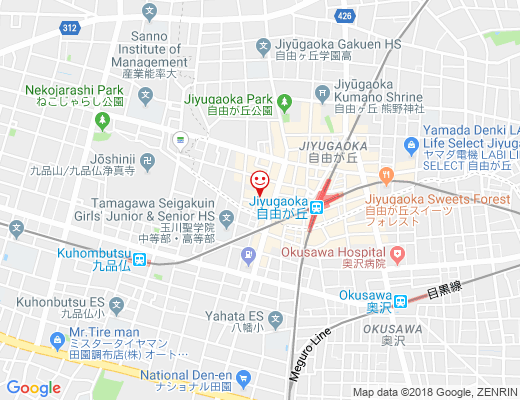 ジュエリークリニック Putaha / プタハの地図 - クリックで大きく表示します