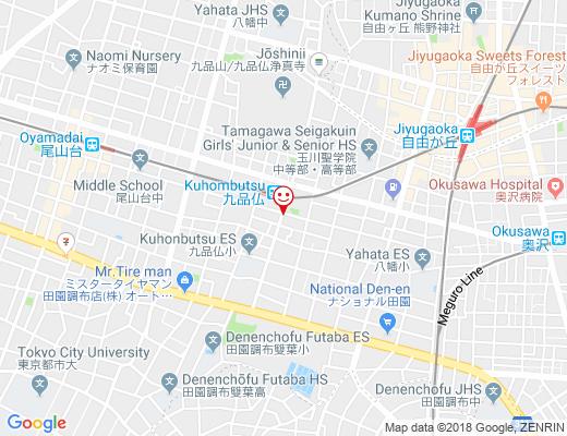 中国料理 楽宴 / らくえんの地図 - クリックで大きく表示します