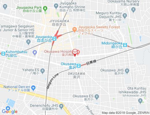 La Regalade / ラ・レガラードの地図 - クリックで大きく表示します