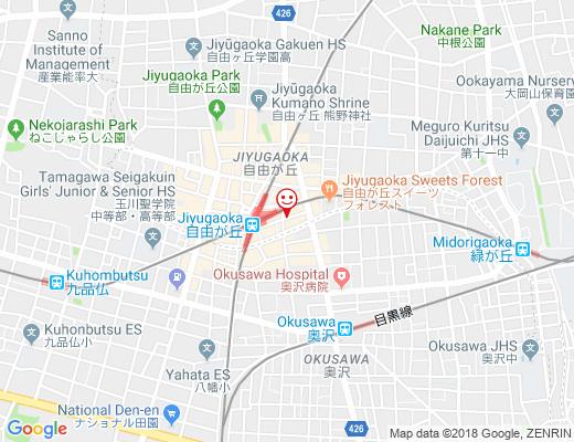 SAKABA SOU / サカバソウの地図 - クリックで大きく表示します