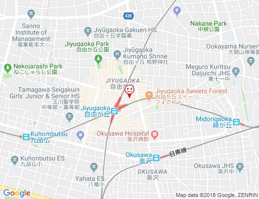 元祖札幌や / さっぽろやの地図 - クリックで大きく表示します