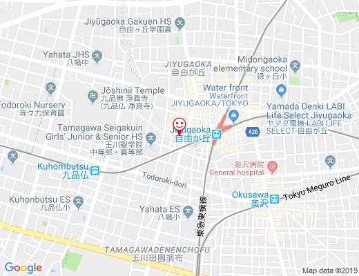 Shisha Cafe Hadiqah / シーシャカフェ ハディーカの地図 - クリックで大きく表示します