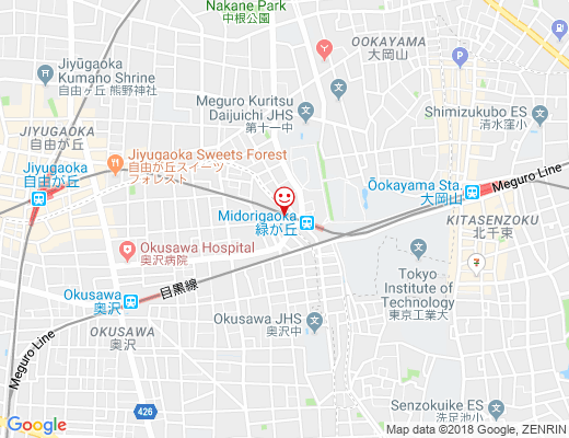 すし 初代渡邉淳一 / ショダイワタナベジュンイチの地図 - クリックで大きく表示します
