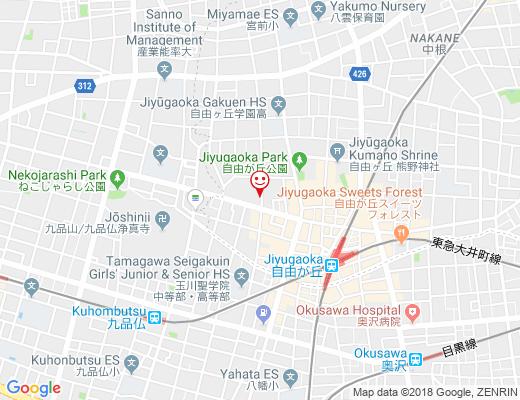 小林孝也税理士事務所 / こばやしたかやぜいりしじむしょの地図 - クリックで大きく表示します